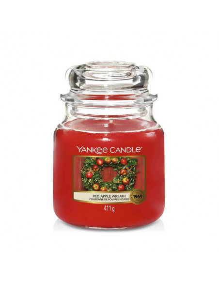 yankee candle frosty  - lanterna porta giara grande